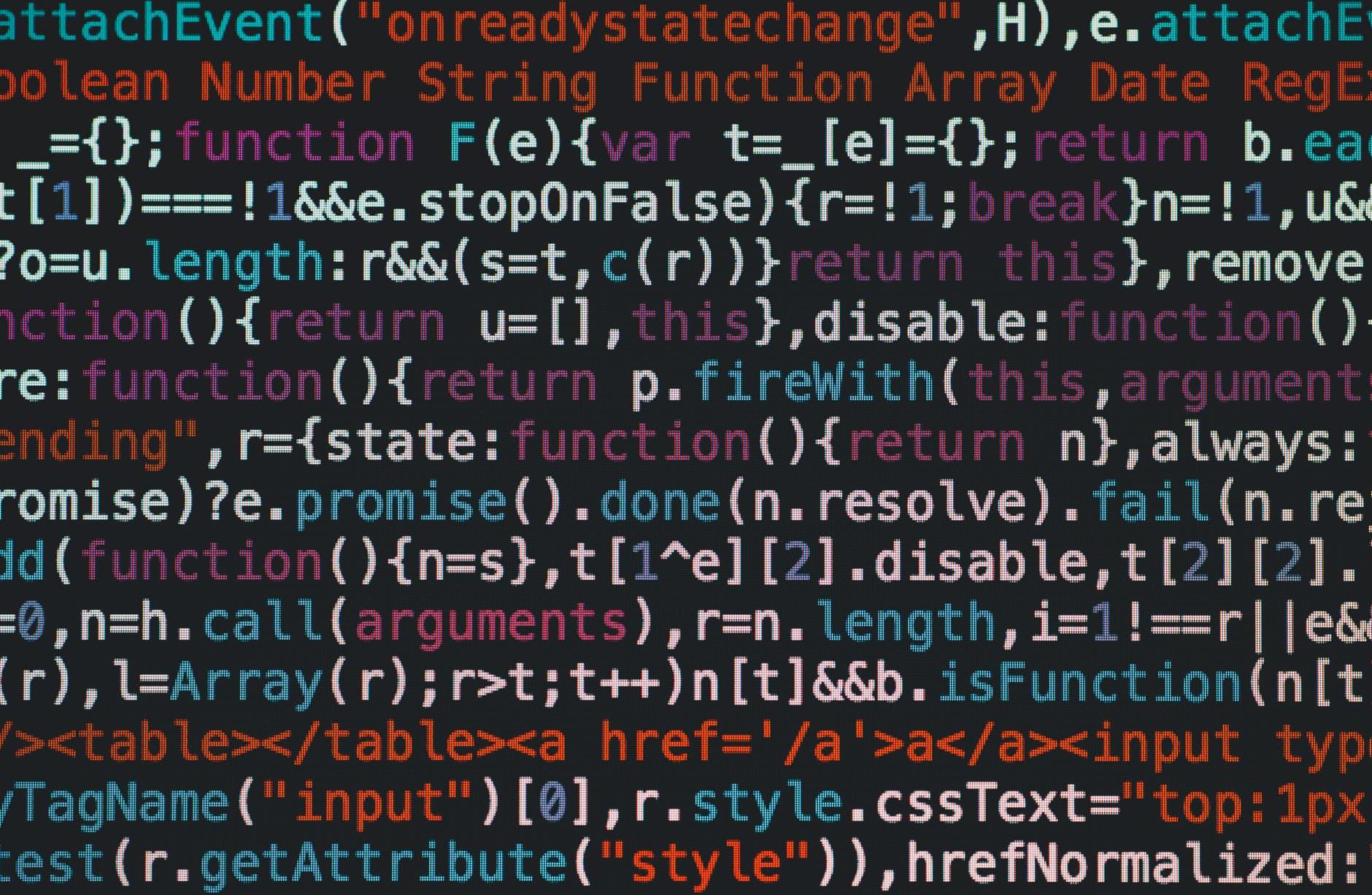 Popular-Coding-Languages